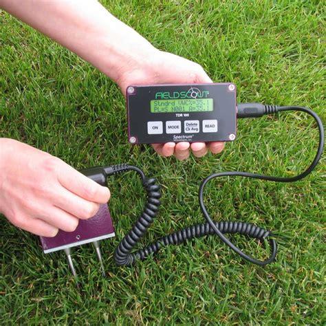 Digital Soil Moisture Meter spectrum technologies fieldscout tdr100 soil moisture