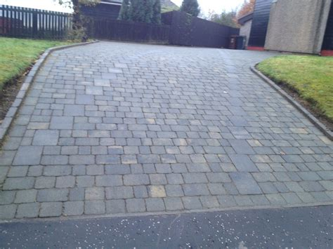 Patio Pavers Ta Andrew Cassidy T A Driveways Excel 100 Feedback Driveway Paver In Glasgow
