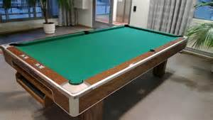 brunswick centurion 9ft pool table second suomen