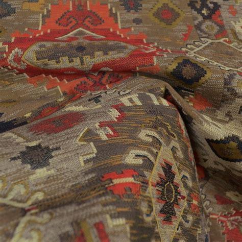 southwest drapery fabric zepher redstone regal southwest fabric traditional