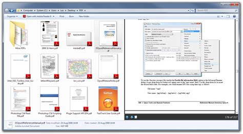 ptf explore ptf on deviantart fixes for 64 bit adobe reader preview handler and thumbnails