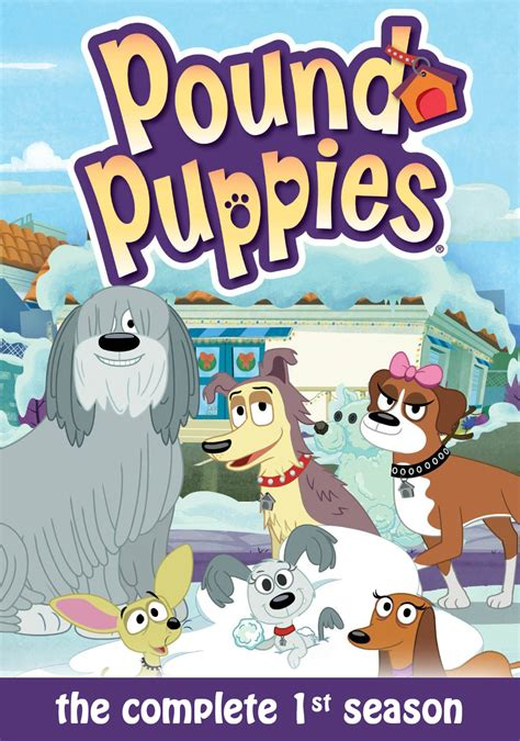 pound puppies tv show pound puppies 2010 tv fanart fanart tv