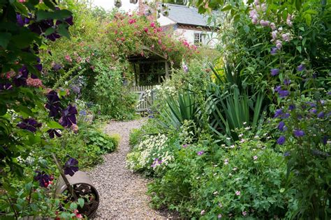 tips  designing  english cottage garden hunker