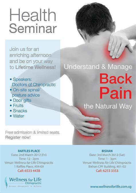 Health Seminar by Wflc Health Seminar