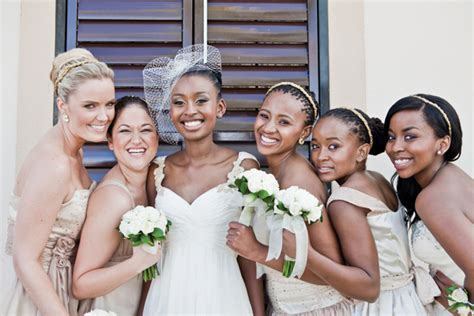 Real {South African} Wedding Inspiration by Kiekie