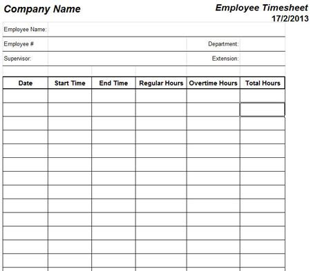 time sheets templates free timesheet template 187 2016 calendar