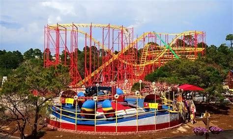 theme park groupon unlimited amusement park rides miracle strip amusement