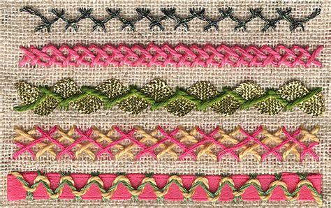 187 stitch 20 herringbone stitch the scoop score and deal january 2007