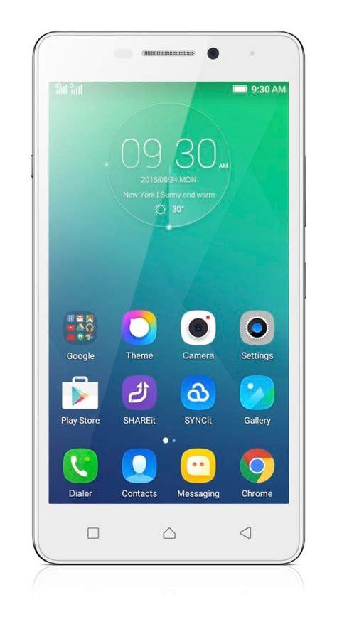 Lenovo Vibe P1m White Smartphone lenovo smartphone vibe p1m dual sim white pa1g0013cz t