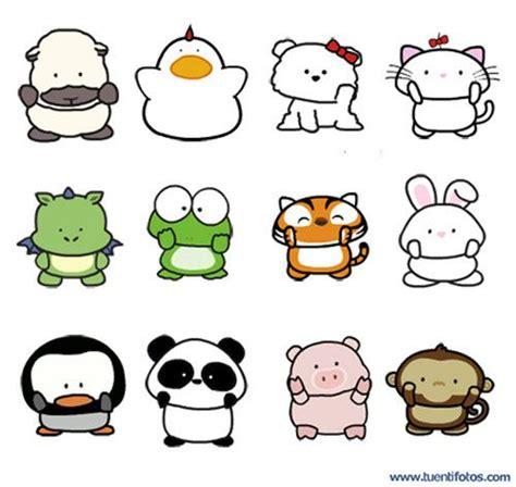imagenes animales animados tiernos dibujoa de animalitos tiernos imagui