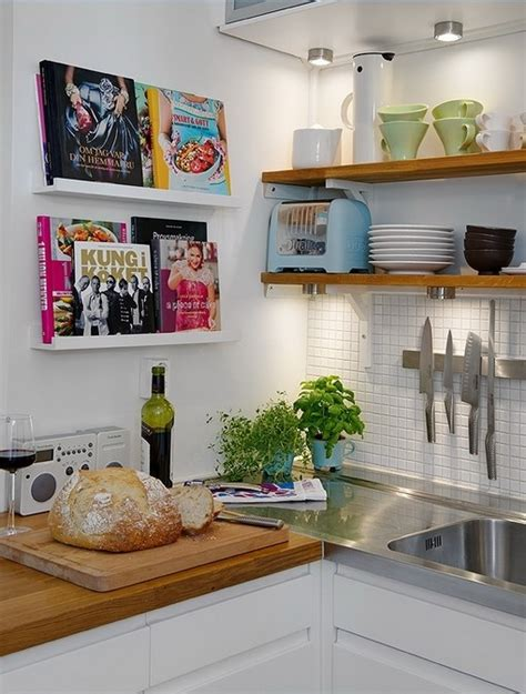 creative small kitchen ideas decozilla