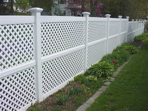 Design For Lattice Fence Ideas How Lattice Is Used To Beautify Decks Fences Gazebos