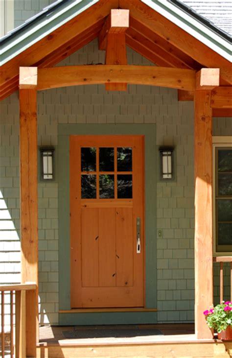 Doug Door To Door by Timber Frame Exterior Doors New Energy Works