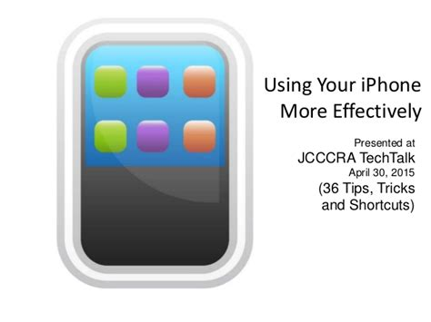 iphone q tip trick using your iphone more effectively 36 tricks and shortcuts