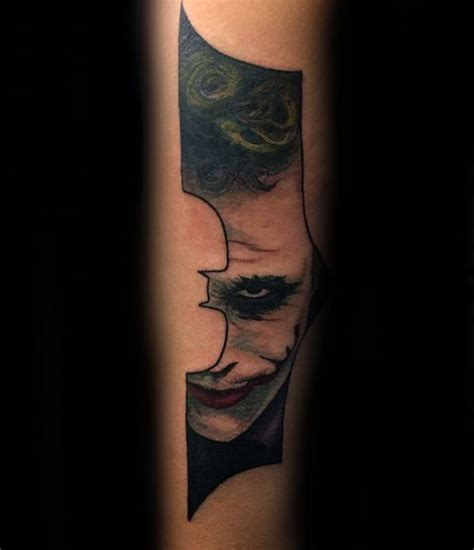 batman tattoos for men 50 batman symbol designs for ink