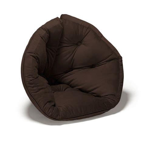 futon rund jaxx cabbagetown futon chair black jaxx