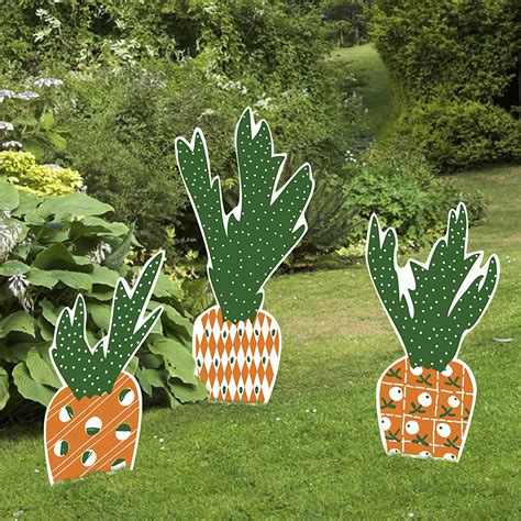 Outdoor Decorations by Outdoor Easter Decorations Bbt