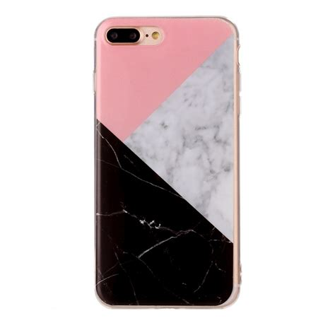 f iphone 7 mobigear marmer softcase hoesje design iphone 7 plus 8 plus hoesjesdirect nl
