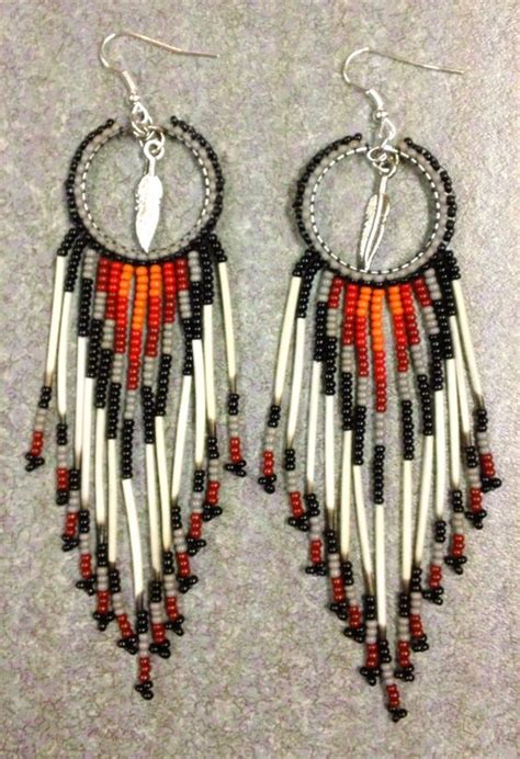 how to make porcupine quill jewelry american porcupine quill earrings by