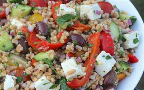 barefoot contessa greek salad greek grain salad barefoot contessa