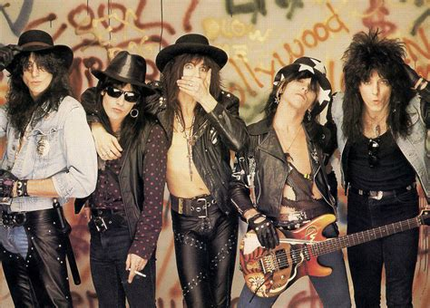 L A Guns l a guns 80s hair bands