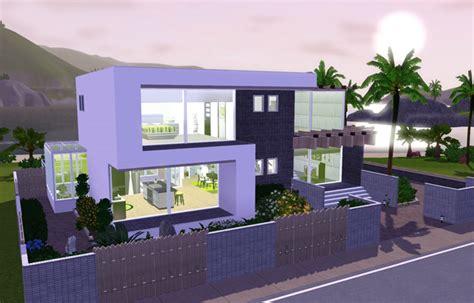 fidji 187 sims 3 modern houses house plans pinterest home design interior singapore sims 3 modern house