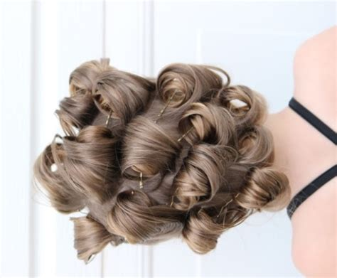 curly hairstyles using bobby pins fancy meeting ewe perfect dance recital hair bobby pin