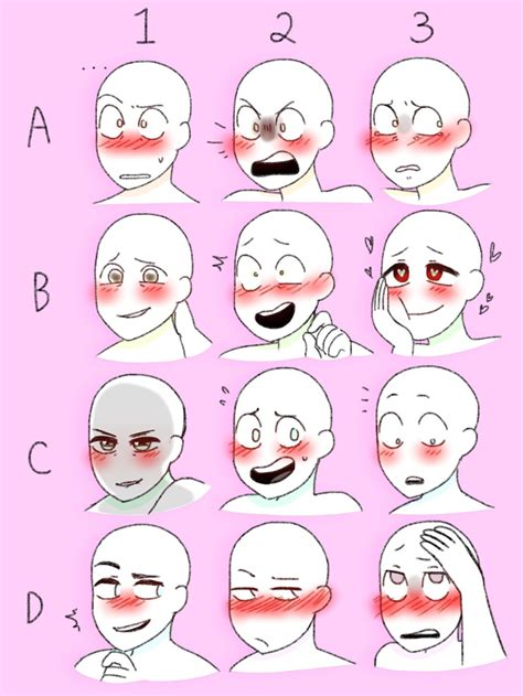 Meme Drawings - blushing meme by bluebirdsandcanaries on deviantart
