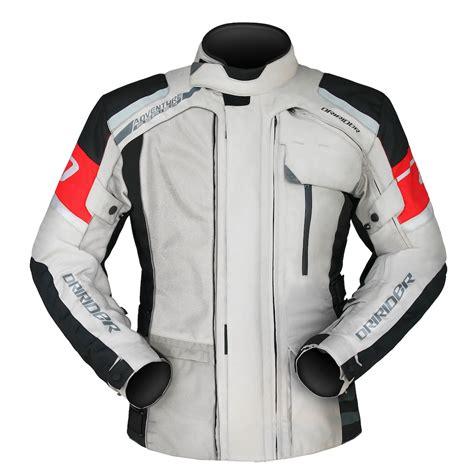 motorcycle touring jacket dririder adventure jacket review motorbike writer