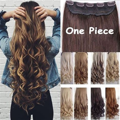 17 19 clip in hair extensions curly wavy brown 2 hair extensions 2018 new fashion looks clip in