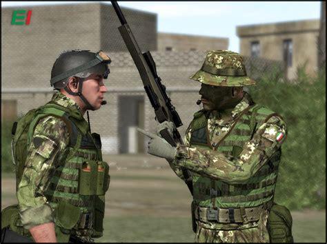 italian soldiers units armaholic