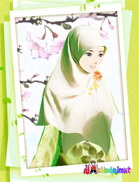 wallpaper wanita cantik muslimah top kartun muslimah jpg images for pinterest tattoos
