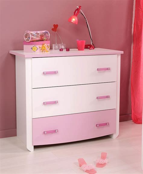 kommode rosa kinderzimmer 12 4 tlg wei 223 rosa schrank