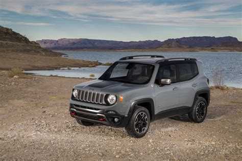 Renegade Jeep 2015 2015 Jeep Renegade Tiniest Jeep Yet Unveiled In Geneva