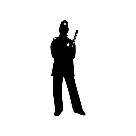 Wall Sticker For Nursery british policeman sticker