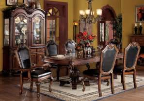fancy dining room sets traditional formal dining room furniture set inspired home