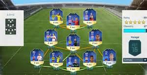 Fifa 16 bundesliga team of the season players