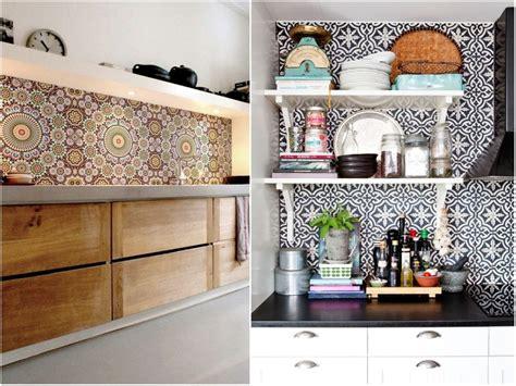 decorar cocina con papel pintado decoraci 243 n de cocinas con papel pintado