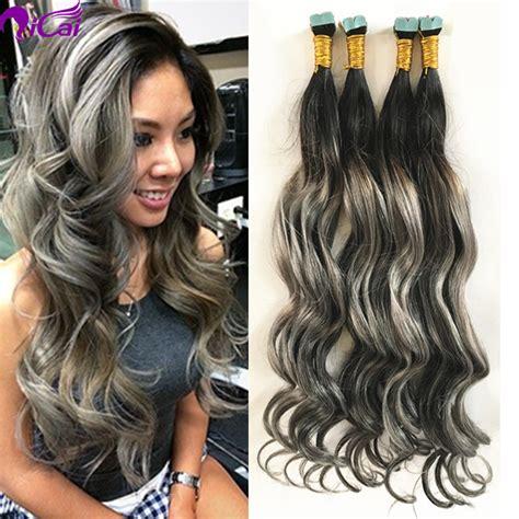 balayage hair que es compra pelo balayage online al por mayor de china
