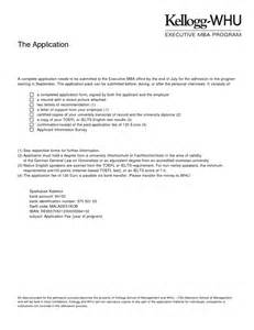 mba letters of recommendation sles best template