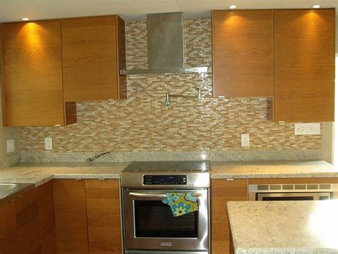 glass backsplash ideas for kitchens make the kitchen backsplash more beautiful