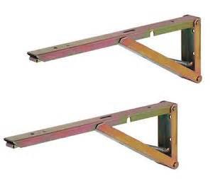 Drop Leaf Table Brackets Sprung Hinged Folding Drop Leaf Table Worktop Shelf Support Bracket 40k Per Pair