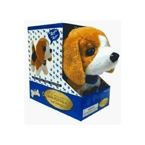 barney puppy westminster barney the beagle pouncing toys