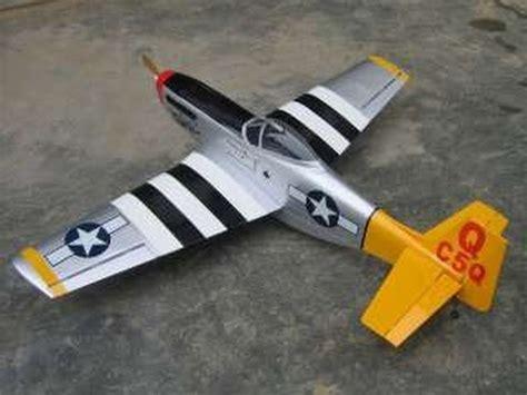P 51 Mustang Hangar 9 by Upgraded Hangar 9 Mustang P 51 Pts