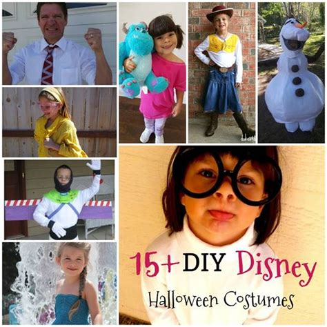 Easy Diy Disney Halloween Costumes For Adults diy disney costume up 15 easy costume ideas