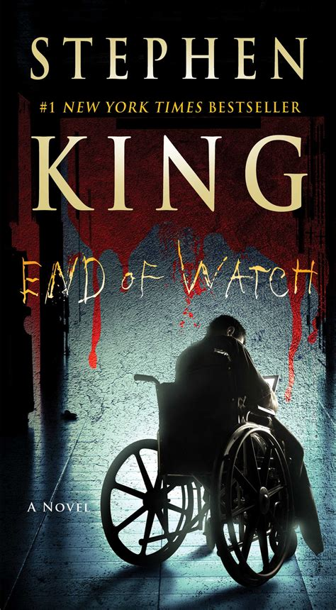 biography book on stephen king end of watch book by stephen king official publisher