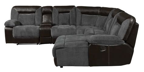 grey leather reclining sofa grey leather reclining sectional steal a sofa furniture