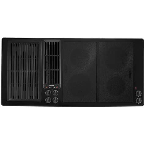 Modular Cooktop Electric designer line modular electric downdraft cooktop 45 quot jenn air
