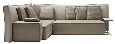 wow sofas wow sofa corner sofa l 289 cm x p 230 cm beige by driade