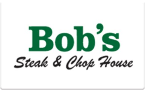 Chop House Gift Card - buy bob s steak and chop house gift cards raise